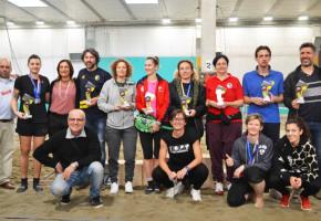 Campionato FSSI di Beach Tennis  svoltosi a Forlimpopoli nei giorni 15-16 Febbraio 2020