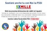Sostieni anche tu con Noi la FSSI